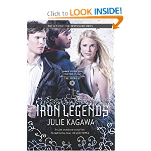 The Iron Legends: Winter's Passage\Summer's Crossing\Iron's Prophecy (Iron Fey)