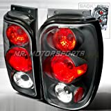 FORD EXPLORER TAIL LIGHTS BLACK