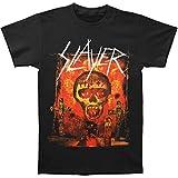 Slayer Men's Seasons Primitive T-shirt XX-Large Black