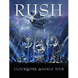 Clockwork Angels Tour [Blu-ray]