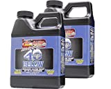 Pro-Blend Keyser's 40 Below - Reduces Engine Temp - Coolant Additive, Powerful Radiator Water treatment - Antifreeze Coolant Concentrate Additive - Compatible With Most Antifreeze Coolant - 2 Pack