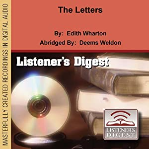 The Letters | [Edith Wharton]