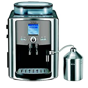 Mayer Automatic Bean To Cup Coffee Maker : Krups Automatic Bean to Cup Espresso and Specialist Coffee Machine: Amazon.co.uk: Kitchen & Home