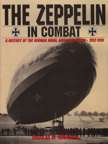 The Zeppelin in Combat A History of the German Naval Airship Division088740541X