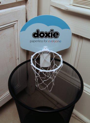 Doxieball Basketball Trash Can Game Home Garden