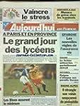 AUJOURD'HUI EN FRANCE [No 16829] du 1...