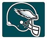 Philadelphia Eagles Helmet Logo NFL Sports - Mouse Pad Rectangle Case by acasediy