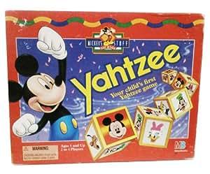 Disney Mickey Maus Yahtzee