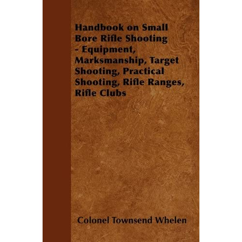 smallbore rifle manual