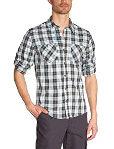 Lafuma Chartreuse Chemise manches longues homme Dark Earth FR : 38 (Taille Fabricant : S)