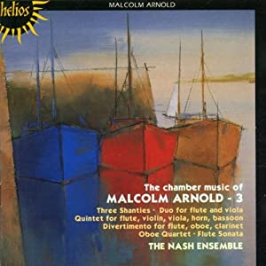 Arnold: Chamber Music, Vol. 3 from Hyperion