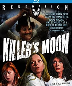 Killer's Moon (Remastered Edition) [Blu-ray]