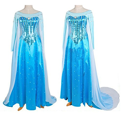CosplayDiy Women's Queen Costume Dress XXXXL