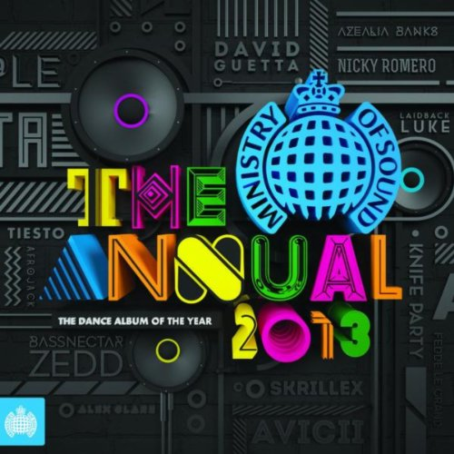 VA-Ministry Of Sound  The Annual 2013-3CD-2012-BF Download