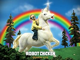 Robot Chicken Season 5 [HD]