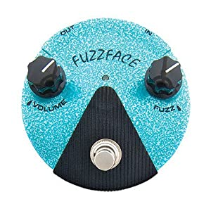 Jim Dunlop Fuzz Face Mini Hendrix FFM-3