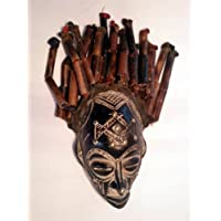 Jokwe Traditional Tribal Mask