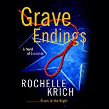 Grave Endings Audiobook by Rochelle Krich Narrated by Deanna Hurst