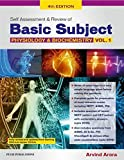 #6: SELf ASSESSMENT AND REVIEW OF BASIC SUBJECTS VOL 1 (PHYSIOLOGY AND BIOCHEMISTRY) 2017