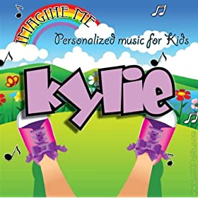 kyleigh personalized kid music from the album imagine me personalized