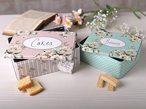 Creative Tops TIN2466RECT Boîte transport de gâteaux  aluminium