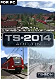 Munich - Garmisch-Partenkirchen Route Add-On Online Code (PC)