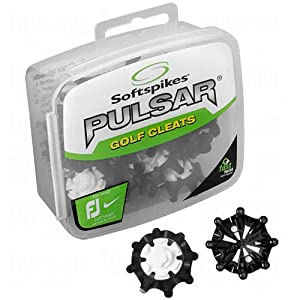 Softspikes Pulsar Golf Cleats Fast Twist Kit by Soft Spikes