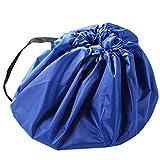Mudder Bolsa de Juguete, Organizador de Juguetes (Azul, 57 Pulgadas)