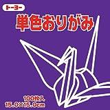 単色折紙15.0CM 129