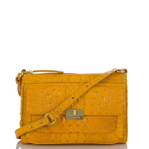 Rosie Shoulder Bag<br>Melbourne Saffron
