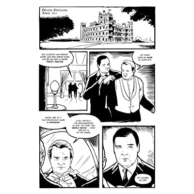 Agent Gates and the Secret Adventures of Devonton Abbey: A Parody of Downton Abbey 51nLu4APbcL._SS400_