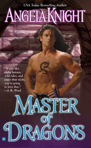 Master of Dragons (Mageverse, Book 8), Angela Knight