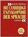 Die Cambridge Enzyklop�die der Sprach...