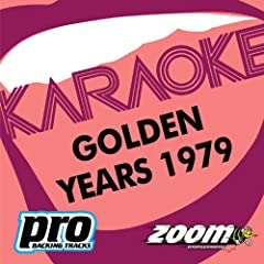 Zoom Karaoke Golden Years 1979