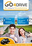 Software - go4drive 2013 - Der intelligente F�hrerschein-Trainer