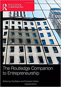The Routledge Companion To Entrepreneurship (Routledge Companions In Business, Management And Accounting)