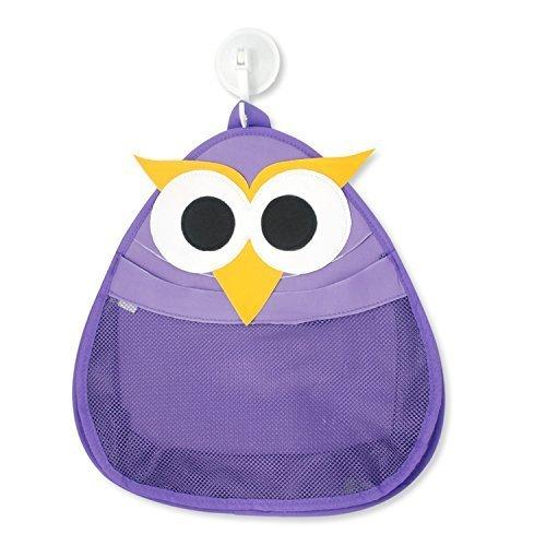 Zeyu-Home-Baby-Bath-Toy-Organizer-Bag-Storage-Owl