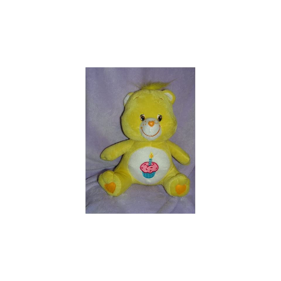 Care Bears 11 Plush Birthday Bear Doll