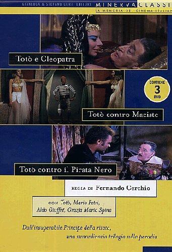 Totò (Cofanetto 3 Dvd)