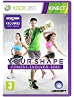Your Shape: Fitness Evolved 2012 - Kinect Compatible (Xbox 360)