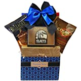 Art of Appreciation Gift Baskets Thank You Desk Caddy Coffee and Treats, Candy