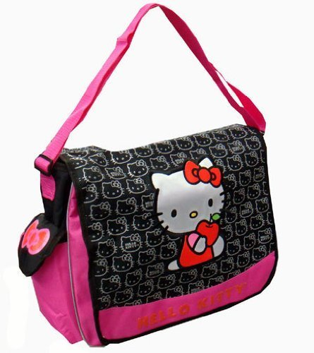 Hello Kitty Messenger Bag Tote HandBag Duffle Diaper
