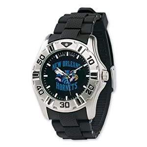 Mens NBA New Orleans Hornets MVP Watch by Jewelry Adviser Nba Watches