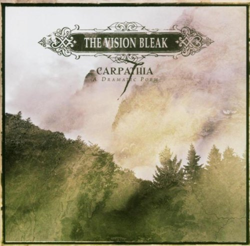 Carpathia by Vision Bleak (2006) Audio CD