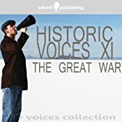 Historic Voices XI: The Great War | [Various Artists]