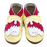 Inch Blue - Zapatos, color amarillo [talla: 22]