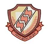 Angel Beats!-1st beat- 死んだ世界戦線 SSS 脱着式ワッペン