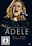 ADELE - ALL I ASK: THE STORY OF ADELE [Import]