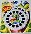 SpongeBob Squarepants 3D ViewMaster  3 Reel Set