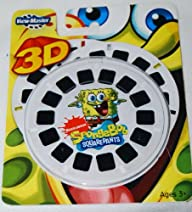 SpongeBob Squarepants 3D ViewMaster – 3 Reel Set